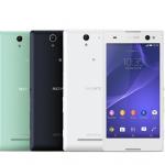 Xperia C3 هاتف جديد لمحبي التقاط صور الـ Selfie