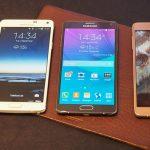 سامسونج تزيح الستار عن وحشها الجديد Galaxy Note 4