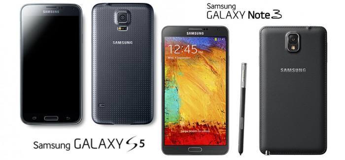 Galaxy-S5-Note-3