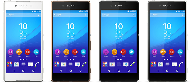Xperia-Z4-colors-front
