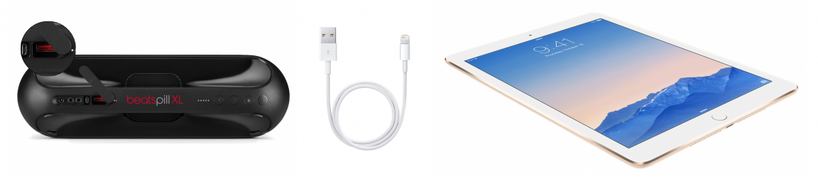 XL-using-an-Apple-Lightning-cable