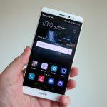 وأخيرآ .. الاعلان رسمياً عن الهاتف Huawei Mate S